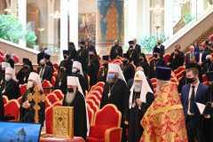 Ректор Тамбовской духовной семинарии митрополит Феодосий принял участие в пленуме Межсоборного присутствия Русской Православной Церкви