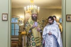 Студент семинарии рукоположен в сан иерея