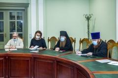 Прошло заседание Учёного совета