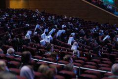 Участие в торжественном открытии XXIХ Международных образовательных чтений «Александр Невский: Запад и Восток, историческая память народа»