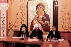 Ректор Тамбовской духовной семинарии митрополит Феодосий возглавил работу секции на XXVII Международных образовательных чтениях