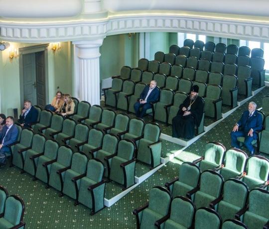 Семинарию посетил посетил депутат Госдумы РФ Алексей Александрович Журавлев