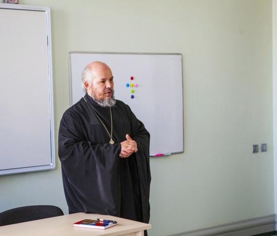 Прошли экзаменационные испытания на бакалавриат, магистратуру и подготовительный курс семинарии