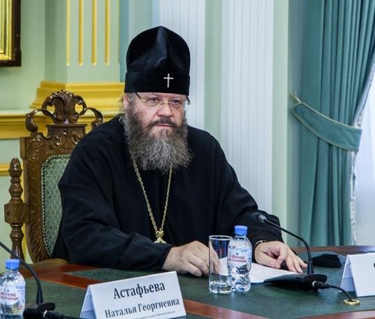 В День солидарности в борьбе с терроризмом в Тамбовской духовной семинарии состоялось памятное мероприятие