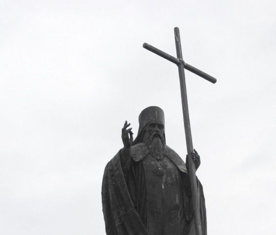 Семинаристы пропедевтического курса посетили Спасо-Преображенский кафедральный собор города Тамбова