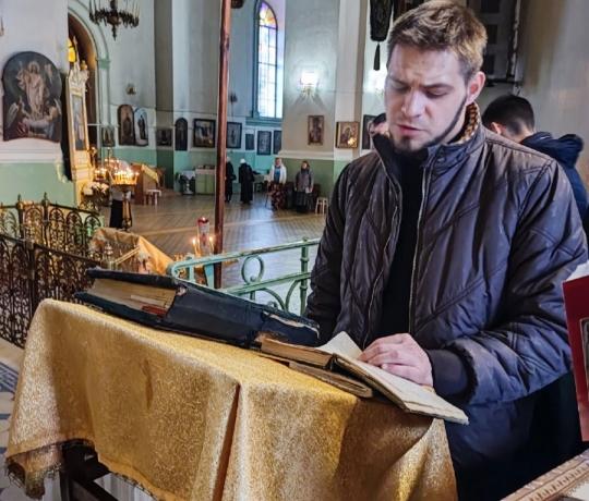 Паломническая поездка в Михаило-Архангельский храм поселка Мордово