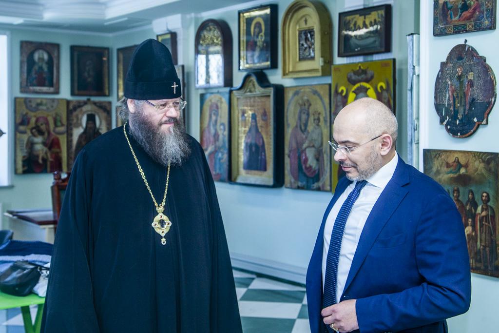 Семинарию посетил председатель комитета Государственной Думы по природным ресурсам, собственности и земельным отношениям Николаев Николай Петрович