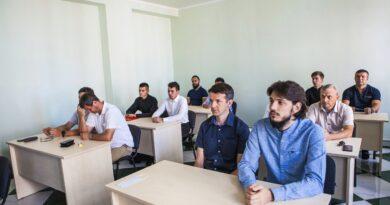 Состоялось зачисление абитуриентов бакалавриата в число студентов семинарии