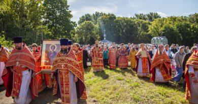 9 августа 2021 года состоится Божественная литургия в Пантелеимоновском скиту, близ села Беломестная Двойня