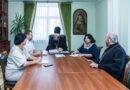 В Тамбовской духовной семинарии состоялось совещание, посвященное вопросам развития социального служения в Тамбовской епархии
